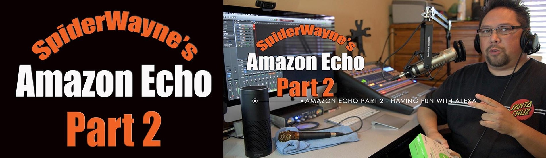 Amazon Echo Fun With Alexa and Wemo