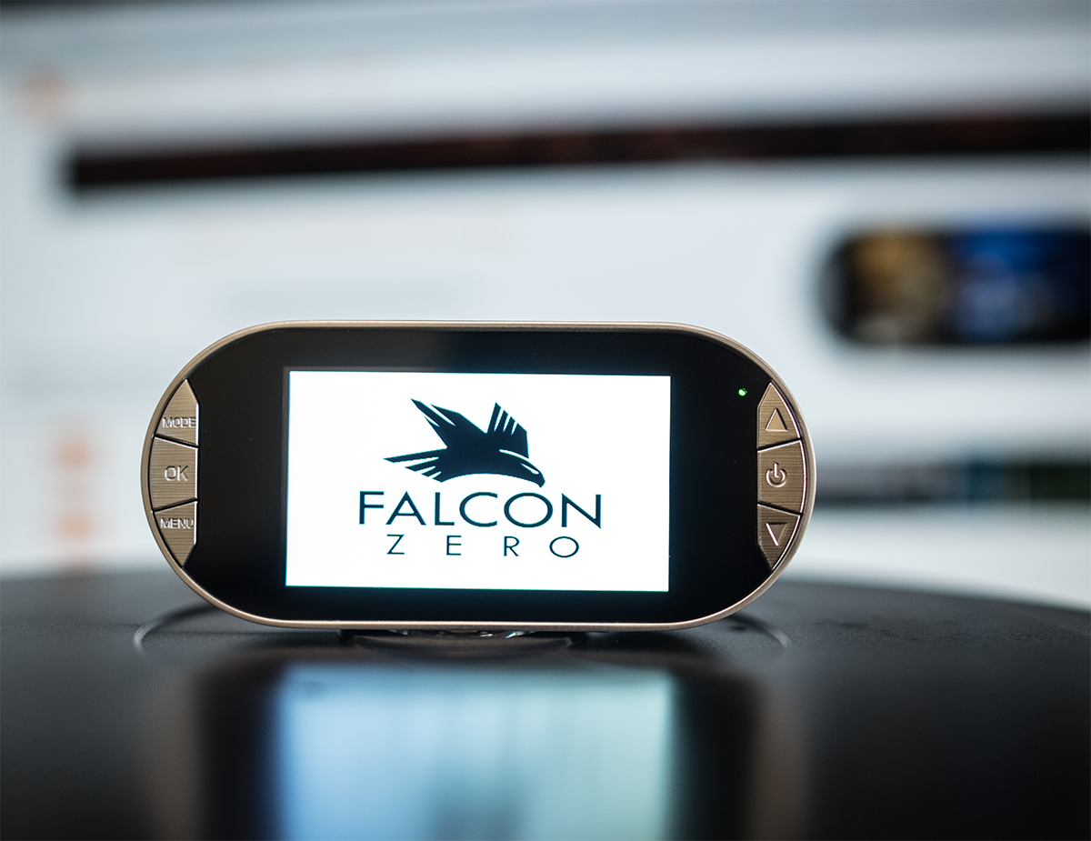 Falcon Zero F170 Dashcam