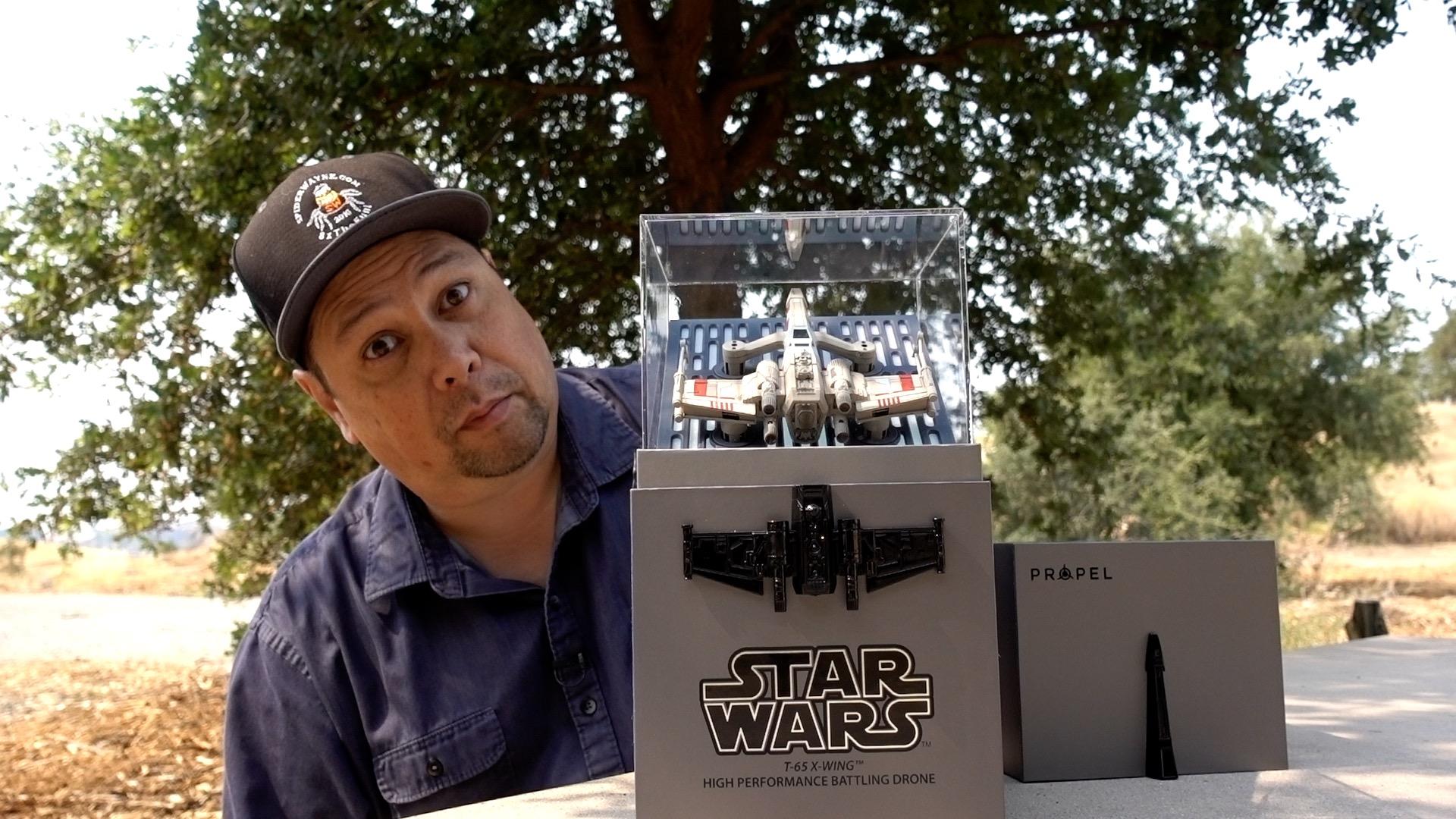 Star Wars Drones Giveaway